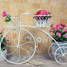 bicycles flowers - Google Search                                                                                                                                                                                 Más