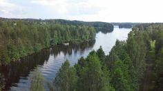 #Leppävirran_silta #Beautiful_view #Kuopionalue #Summer #Lake River, Mountains, Nature, Summer, Outdoor, Beautiful, Outdoors, Naturaleza, Summer Time