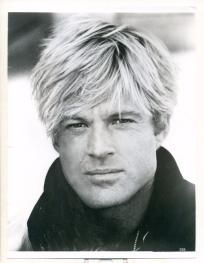 ROBERT REDFORD VINTAGE HEAD SHOT ORIGINAL PORTRAIT