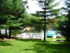 Sugar Springs Waterfront Lot! Truly ready for your dream home! 4696 Canniche Court, Gladwin, Michigan