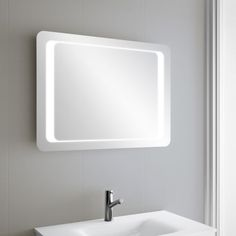 1000 Images About Miroir 80cm Salle Bain On Pinterest