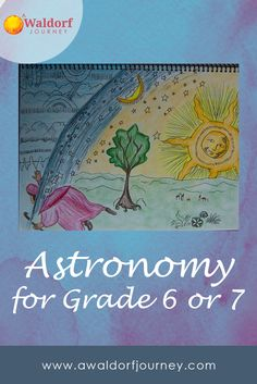 I'm so excited about my new Astronomy Curriculum Guide. Click through to get the guide or my free Zodiac Project Assignment. | Waldorf Astronomy Curriculum Guide! And a free giveaway! http://www.awaldorfjourney.com/2016/10/waldorf-astronomy-curriculum-guide-free-giveaway/