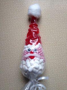 Santa sweetie cone