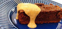 Brownie de Amêndoas e Cacau