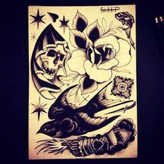 Sick tattoo designs. #tattoo #tattoos #ink | DESIGNS ...