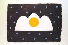 Yellow Moon, Carborundum, size (paper): 600mm x 850mm, 2001