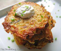Blynai: Potato Pancakes