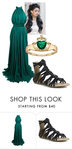 """Welcome to Asgard"" by jade02022000 ❤ liked on Polyvore featuring Alexander McQueen and Mark & Maddux"