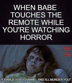 Horror & kitties, my two favorite things!