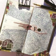 Pin by orla dani mcdonnell on art in 2019 art sketchbook, art journal pages, Journal D'art, Wreck This Journal, Scrapbook Journal, Art Journal Pages, Art Journals, Journal Ideas, Journal Prompts, Sketch Journal, Journal Design