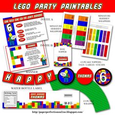 Jpeg Free Printable Lego Birthday Invitations Download Nice cakepins.com