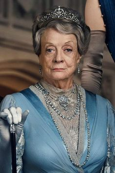 Robert Crawley, Lady Violet, Julian Fellowes, Dowager Countess, Downton Abbey Fashion, Maggie Smith, Lady Mary, Female Actresses, Wedding Inspiration