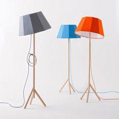 lampes FACES / Mon colonel
