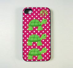 Hey, I found this really awesome Etsy listing at http://www.etsy.com/listing/150369747/iphone-4-4s-or-5-cell-phone-case-turtles