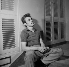 Dear James Dean, you are now officially my Top 1.