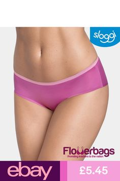 Sloggi Wow Breeze Hipster Brief Knickers 10163104 Lovely Orange