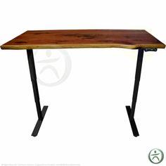 UpLift 900 Cedar Native Wood Electric Sit-Stand Desk | Shop UpLift Standing Desks