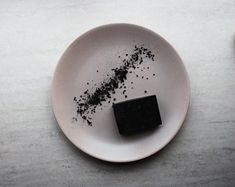 ACTIVATED CHARCOAL SOAP Activated Charcoal Soap, Plates, Tableware, Handmade, Licence Plates, Dishes, Dinnerware, Griddles, Dish