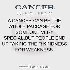 Fact about Cancer: A Cancer can be the whole package for someone very... #cancer, #cancerfact, #zodiac. More info here: https://www.horozo.com/blog/a-cancer-can-be-the-whole-package-for-someone-very/ Astrology dating site: https://www.horozo.com