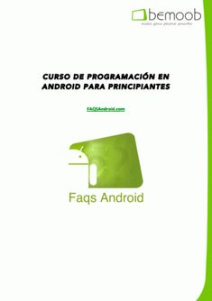 Blog Un Estudiante de Informática: 5 Libros para aprender a programar en Android Android, Electrical Installation, Web Inspiration, Arduino, Software, Windows 10, Blog, Coloring Books, Computers