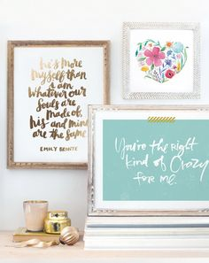 Mix-and-match prints for Valentine's Day from Minted + A $200 Giveaway! http://www.stylemepretty.com/2015/02/07/pretty-picks-valentines-day-essentials-a-giveaway-2/