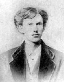 Doc Holliday - Deadly Doctor of the American West graduation from dental school picture