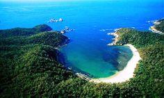 The beaches of Huatulco Mexico are awe inspiring
