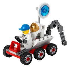 LEGO City Space Moon Buggy