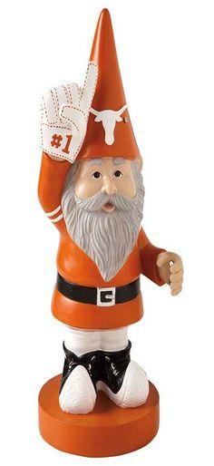 University of Texas gnome
