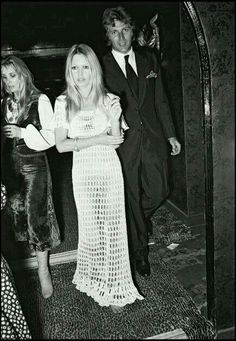 Vestido Anos 70