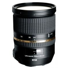 Tamron 24-70 2.8 Di VC USD Nikon  Cost: $1,299.99  - High-speed standard zoom lens  - Fast f/2.8 Aperture  - Built-in Vibration Compensation  - USD (Ultrasonic Silent Drive) motor