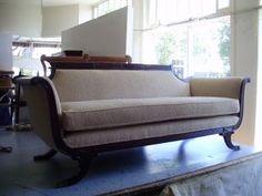 Duncan Phyfe sofa