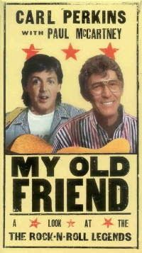 That was yesterday: Paul McCartney with Carl Perkins: My Old Friend [R...