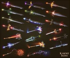 magic weapons - Sök på Google