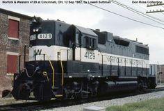 N&W GP38AC