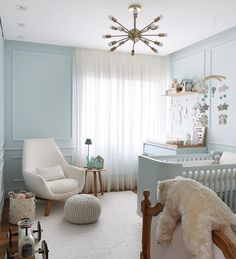 I'm keen on this impressive young boys bedroom Baby Boy Room Decor, Baby Room Design, Boys Bedroom Decor, Baby Boy Rooms, Baby Blue Bedrooms, Baby Bedroom, Home Decor, Small Baby, Magic