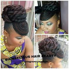 Live the hairstyle