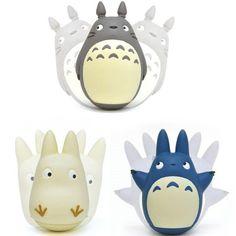 3 FIGURE DOLL - SELF RIGHTING / Okiagarikoboshi - Japanese Traditional - Totoro - Studio Ghibli (new product 2016)