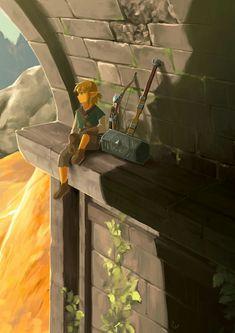 The legend of Zelda Breath of the wild, link The Legend Of Zelda, Legend Of Zelda Memes, Legend Of Zelda Breath, Breath Of The Wild, Outdoor Fotografie, Botw Zelda, Skyward Sword, Video Game Art, Video Games