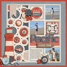 Half Pack 81: Framed 1 by Cindy Schneider at Sweet Shoppe Designs.  American Harbor by Julie Billingsley also at SSD
