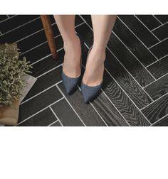 T-nani [[수제화][0124]데님 heel]  주문이 들어오는즉시 생산이 되는 제품으로교환/반품이 불가합니다.