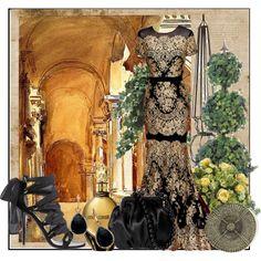 """Romantic Journey"" by jacque-reid on Polyvore"