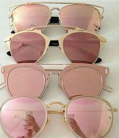 15b7ce7583f2e Óculos De Sol Rose Óculos De Sol Feminino, Óculos Feminino, Óculos De Sol  Rosa