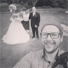 Selfie with @blissfulceremoniesadelaide  our Bride & Groom Renee & Michael at Stockade Park on Monday. Thanks for the photo Kate! #selfiewiththecelebrant   http://ift.tt/1EDCtHt   Follow us on @instagram  at @glenn_alderson_photography   . . . . . .  Locations:   #adelaidebrides  #adelaideweddings #adelaide #radadelaide #destinationweddings #adelaideweddingphotographer   Member:  @abiaaustralia Winner 2014  & 2016  2015  |  @aipp_official   Some pages we love to follow: @theknot…