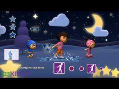 Nickelodeon Dance 2 - Twinkle, Twinkle Little Star Kinect Gameplay - YouTube