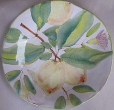 Maiolica Pottery - Laurie Curtis