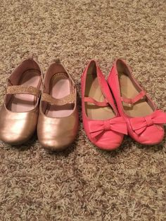 072c3d6370cb EUC School Pink Rose Gold  fashion  clothing  shoes  accessories   kidsclothingshoesaccs  girlsshoes  ad (ebay link)