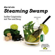 Das ist der Steaming Swamp von freilaufende Limetten.