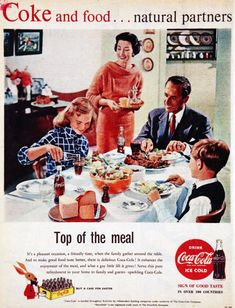 food marketing report the coca The federal trade commission issued a report detailing the pervasiveness of food the pervasiveness of food marketing to coca-cola and cadbury adams.