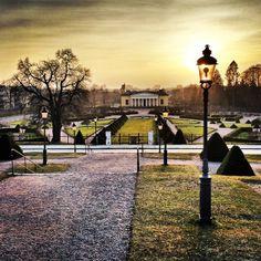 Botanical garden, Uppsala